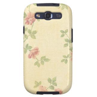 Tea and Crumpets Samsung Galaxy SIII Cover