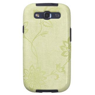 Tea and Crumpets Samsung Galaxy SIII Case