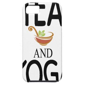 Tea And Yoga iPhone SE/5/5s Case