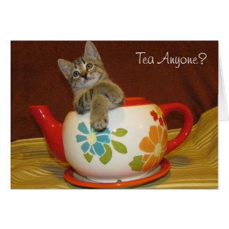 Tea Anyone Cards