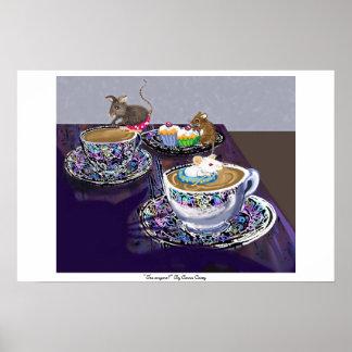 Tea anyone? print
