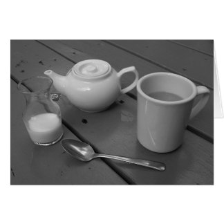 Tea at Irene's Card