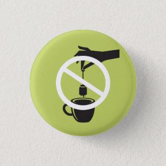 Tea Bag Button