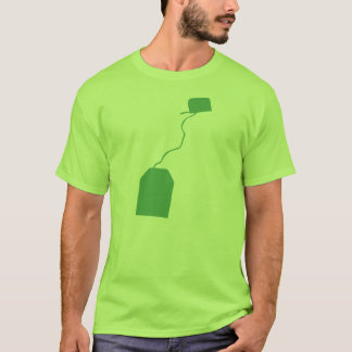 Tea Bag, Cup of T Bagging, Green tea, Earl Gray T-Shirt