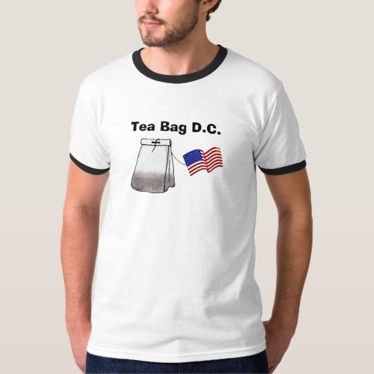 Tea Bag D.C. T-Shirt