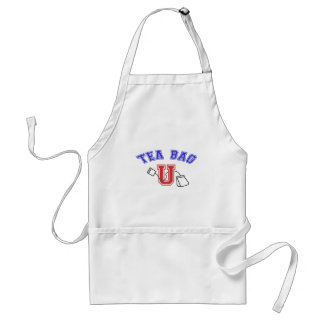 Tea Bag U Adult Apron