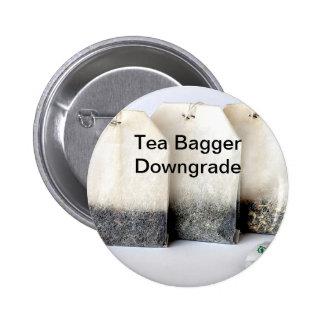 Tea Bagger Downgrade Pins