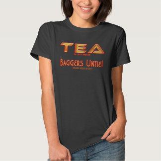 TEA Baggers Untie T-shirt