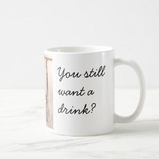 Tea Bags Classic White Coffee Mug