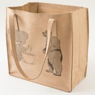tea bear bag