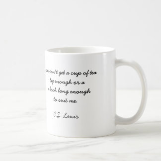 TEA BIG / BOOK LONG Mug