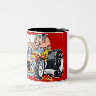 """""""Tea"""" Bucket mug"""