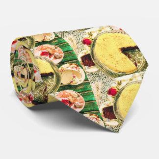 Tea & Cake Neck Tie