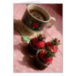 Tea & Cakes Greeting Card