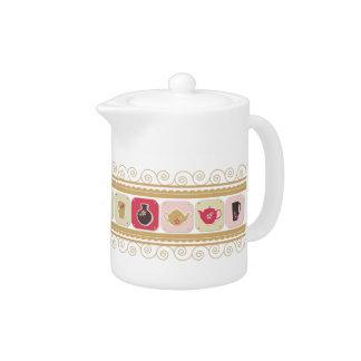 Tea & Coffee - Kitchen Set - Tea & Coffee Pot