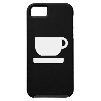 Tea / Coffee Pictogram iPhone 5 Case