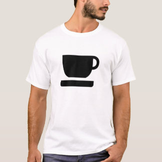 Tea/Coffee Pictogram T-Shirt