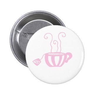 Tea Cup Pins