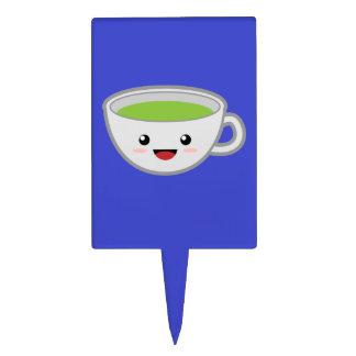 Tea Cup Cake Topper