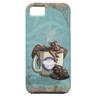 [Tea Cup Dragon] Mocha iPhone 5 Cover