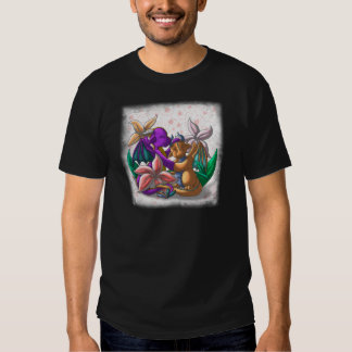 [Tea Cup Dragons] Lily Couple T-Shirt