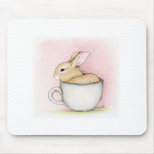 Tea Cup Mousepads
