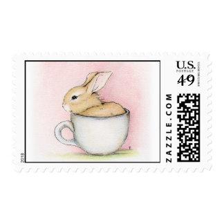 Tea Cup Postage