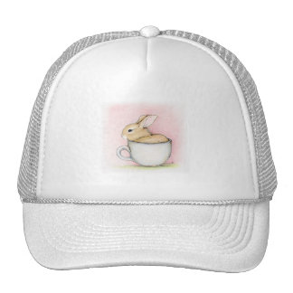 Tea Cup Trucker Hat