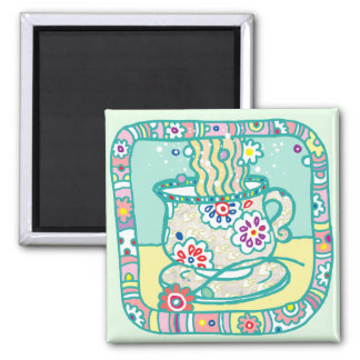 Tea Daze Magnet