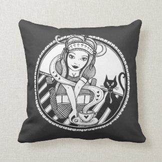 Tea ? Decorative Throw Pillow