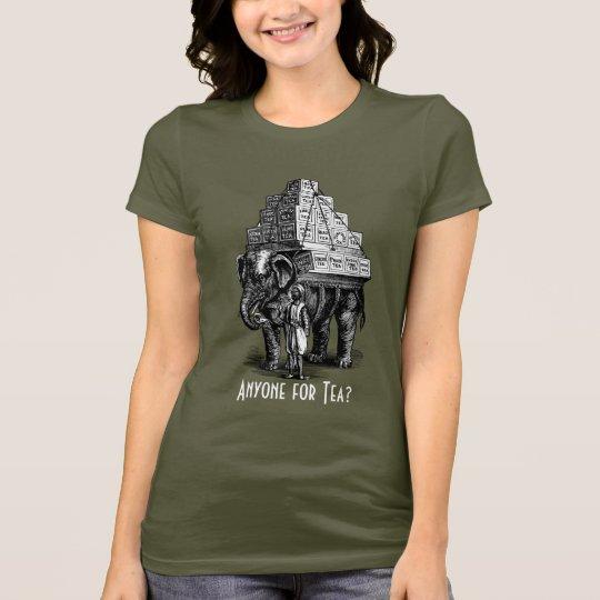 Tea Elephant T-Shirt