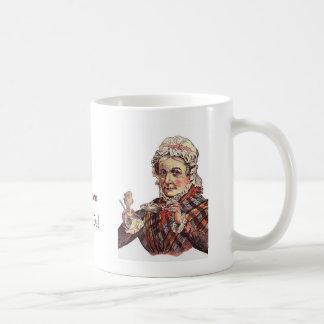 Tea for Grandmother Coffee Mug