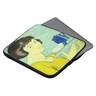 Tea for One 1884 Computer Sleeves