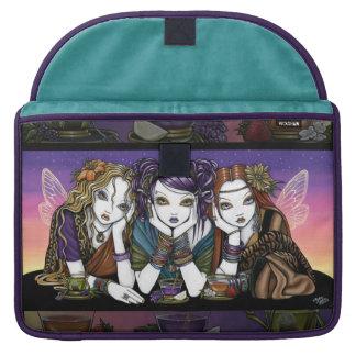 Tea For Three KiKi Party Fairy Macbook Sleeve Sleeve For MacBook Pro