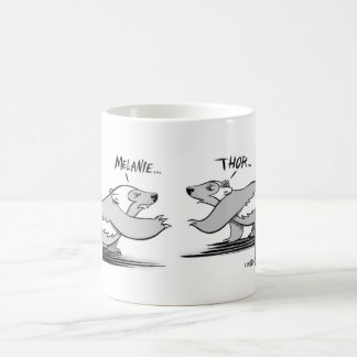 Tea for Two Coffee Mug