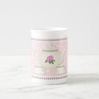 Tea For Two Mug Porcelain Mugs