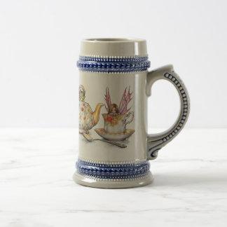 Tea for Two Stein Mug