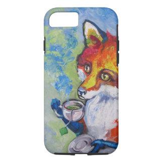 Tea Fox iPhone 7 Case