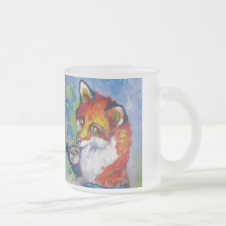 Tea Fox Coffee Mugs