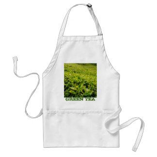 Tea gardens adult apron