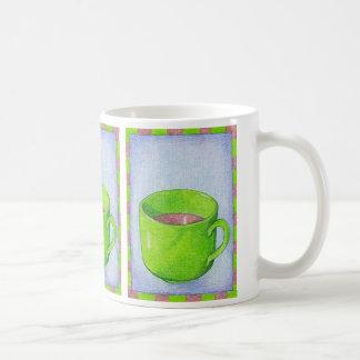 Tea in Green Mug