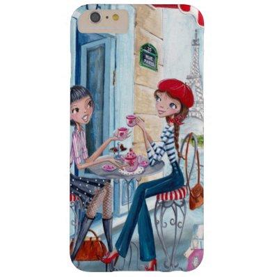 Tea in Paris Girls | Iphone 6 plus case