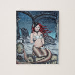 Tea in the Parlour steampunk mermaid puzzle Puzzles