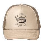 Tea is just gay coffee hat