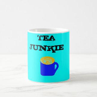 Tea Junkie Coffee Mug