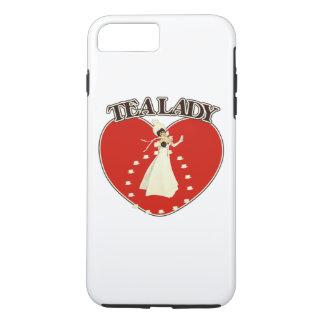 Tea Lady iPhone 7 Plus Case
