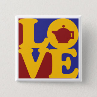 Tea Love Button