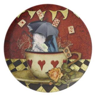 Tea Love Plate
