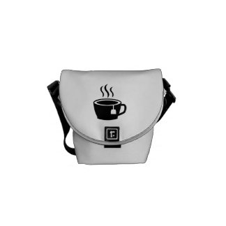 Tea Messenger Bag