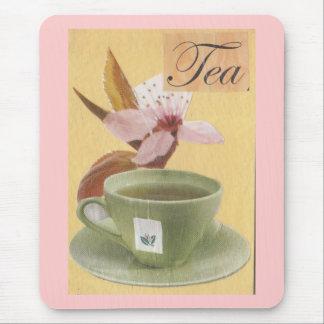 Tea Mouse Pad